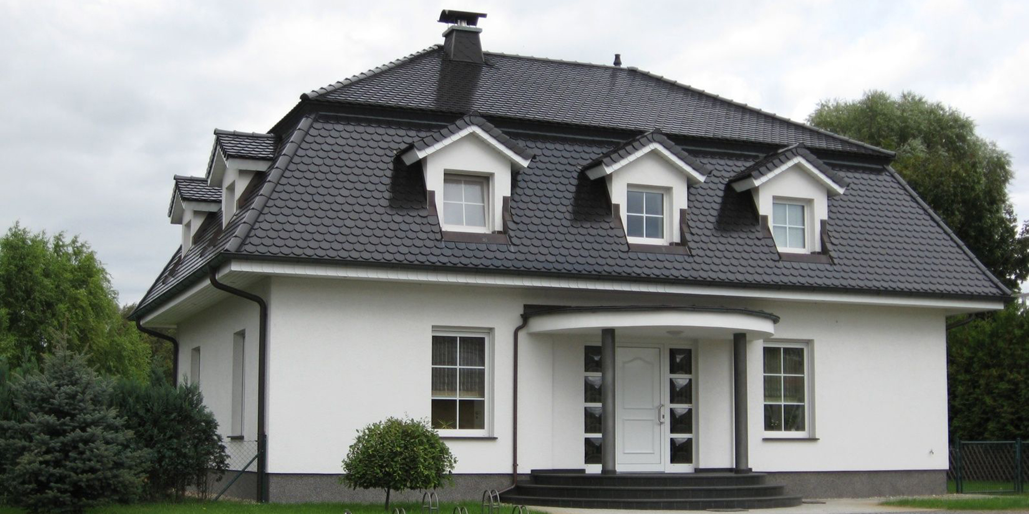 Eigenheim Villa Hanse – ÖKOTOP – MASSIVHAUS